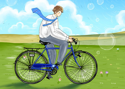 環保自行車