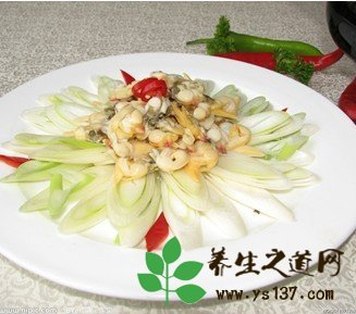 大蔥的營養價值以及飲食養生功效
