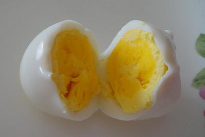 煮好的雞蛋