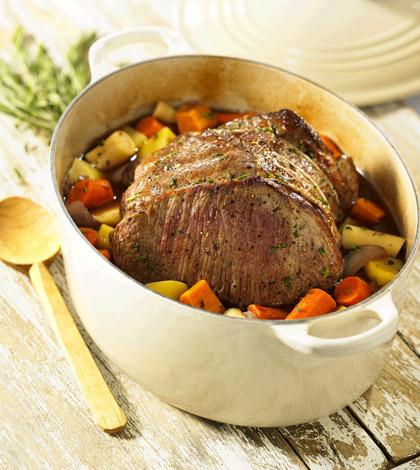 土豆燉牛肉