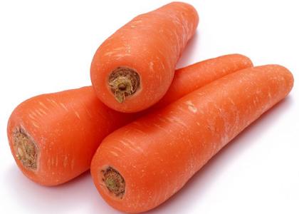 紅色食物胡蘿蔔