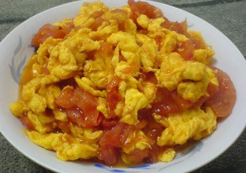西紅柿雞蛋