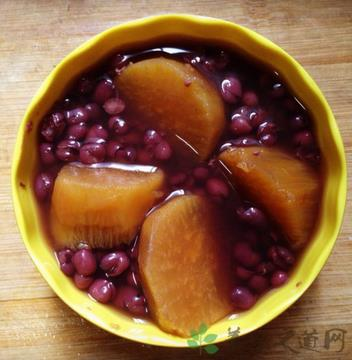 紅豆甘薯糖水圖片