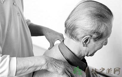 老年人肩周炎