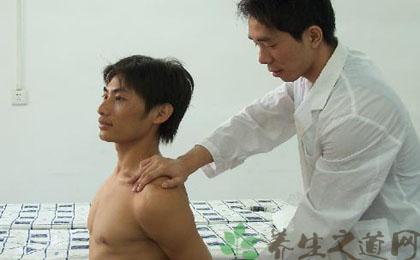 得了肩周炎怎麼辦呢