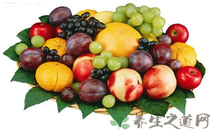 養生常吃八種水果 效果堪比保健品