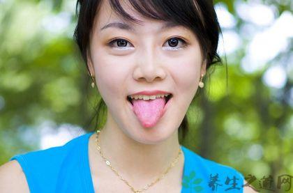 通過舌苔知脾胃健康