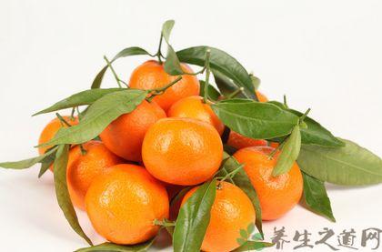 鮮橘子皮不能泡水喝