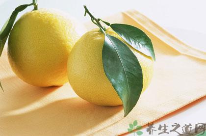 冬天吃柚子的5大好處