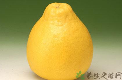 柚子的食療方法