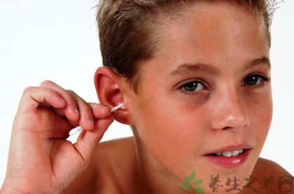 經常掏耳朵對耳危害大