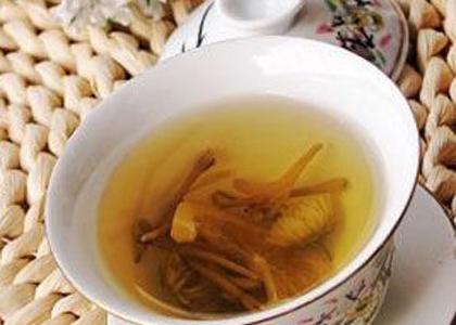 金銀花泡茶