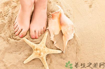 腳氣的預防方法