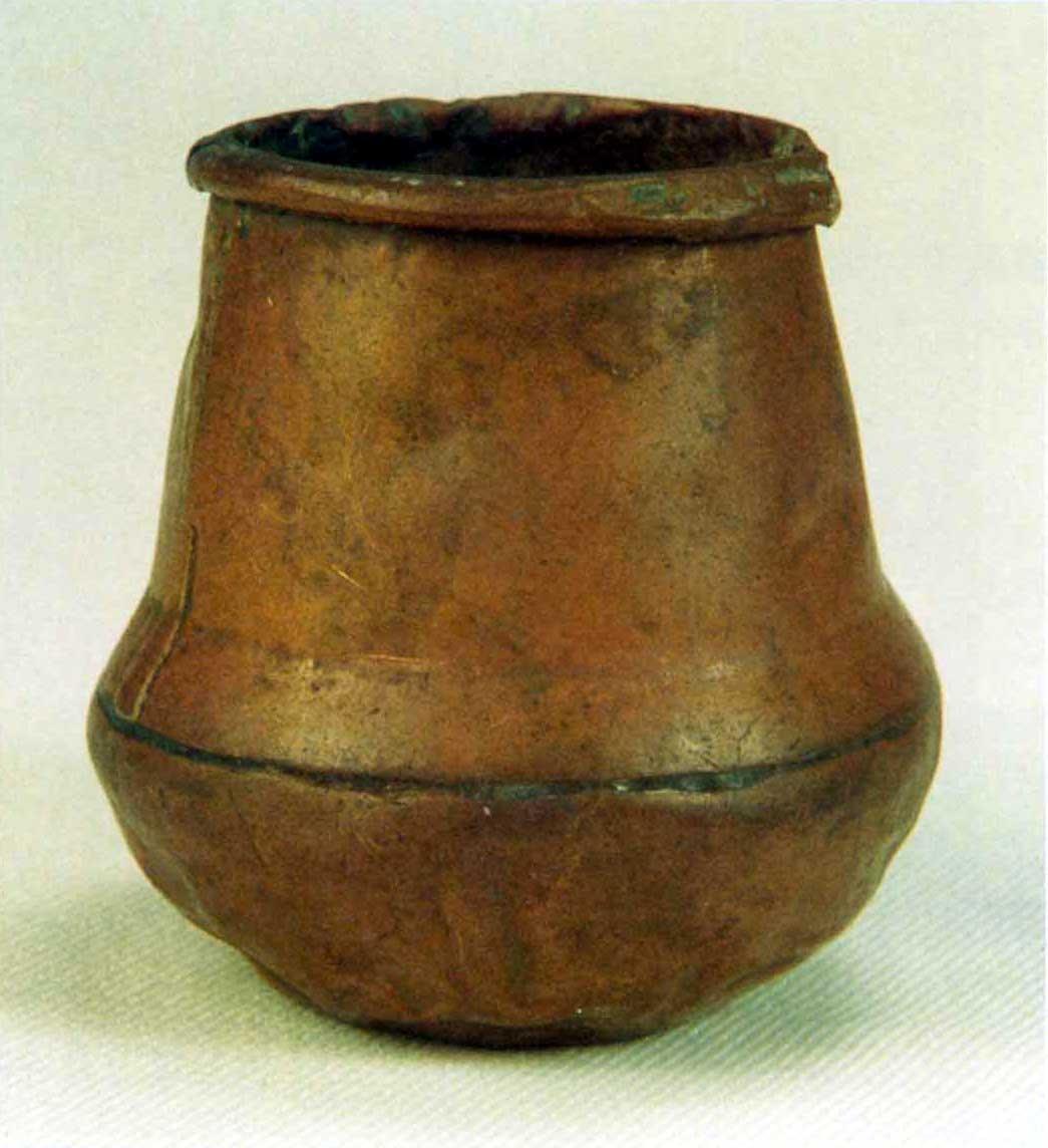 紫銅拔火罐
