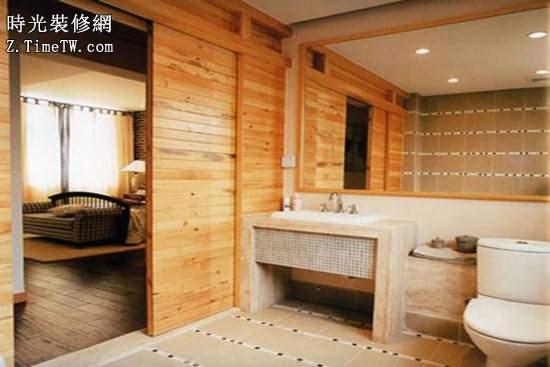 奇特別緻衛生間設計 帶你領略別樣風采