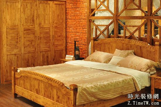 環保傢俱選購 實木床報價
