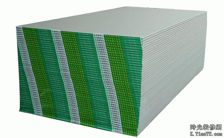 石膏板簡介 石膏板的環保性能