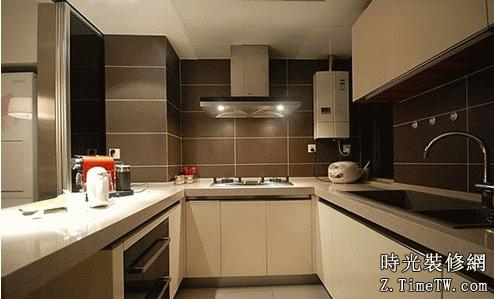 小戶型無窗廚房裝修補救措施
