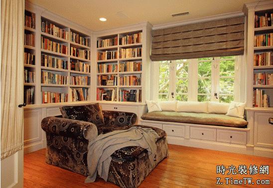 五招教您佈置完美書房
