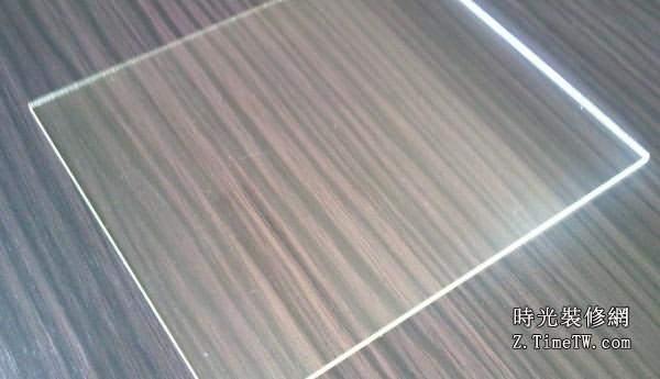 亞克力板是裝修的原材料 亞克力板的規格和厚度
