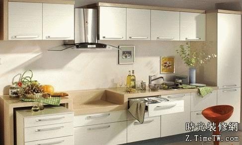 家庭裝修指南 廚房完全收納設計