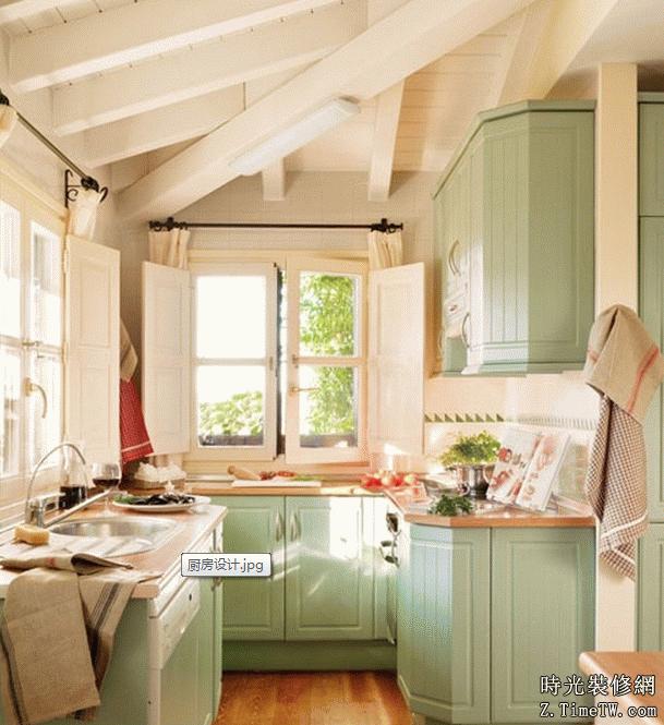 家居風水學之小廚房裝修風水禁忌