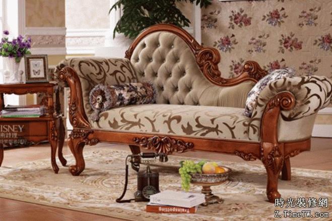 布藝沙發清洗方法 歐式布藝沙發圖片
