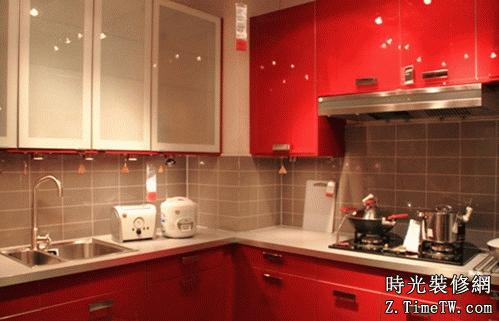 廚房風水之櫥櫃色彩風水講究