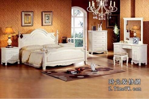 臥室衛生間門對著現代傢俱床的風水知識