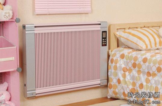 碳晶采暖的特點  碳晶牆暖介紹