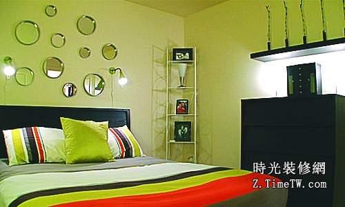 臥室背景牆的搭配流行趨勢以及色彩運用