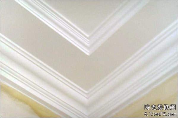 石膏線施工要點與施工工藝