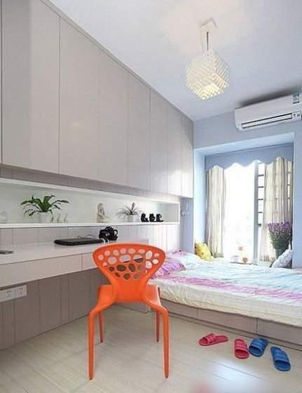 榻榻米床簡介 榻榻米臥室設計尺寸