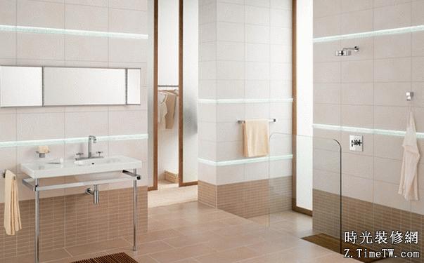 衛生間瓷磚鋪貼工藝規範