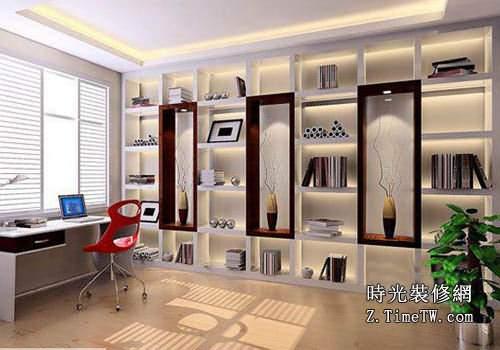 給書房一個好的傢俱風水