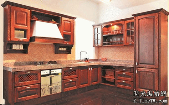 美式實木櫥櫃價格 美式實木櫥櫃的價格計算方法