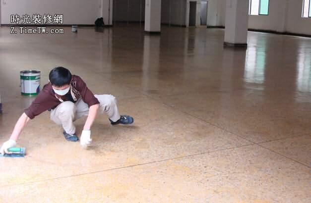 水泥地板漆施工步驟詳解 裝修知識