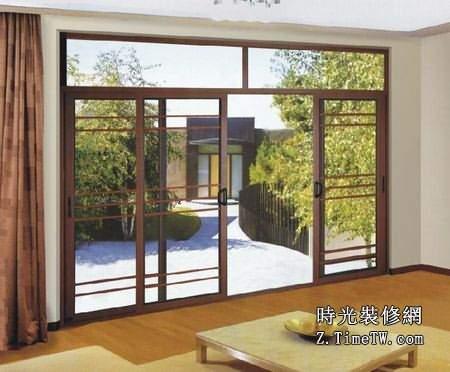 門窗的開啟材料選擇簡介