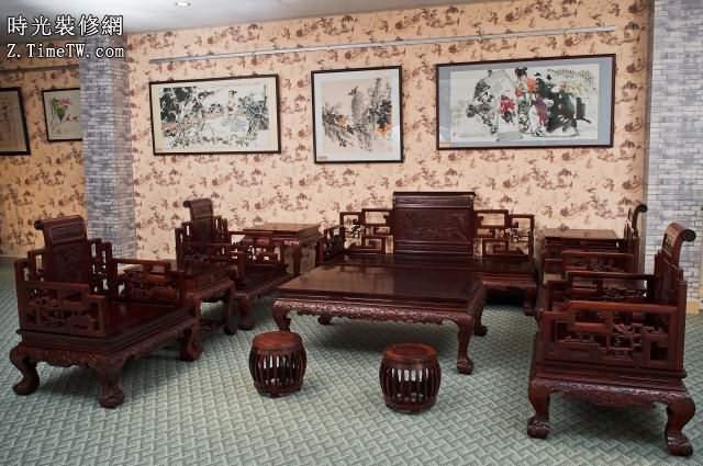 紅木沙發尺寸設計 紅木沙發價格知識