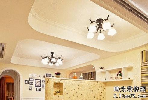 鑒賞家庭裝修吊頂 打造自家吊頂