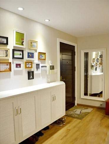 牆壁鞋櫃應該怎麼做 創意家居彰顯個性