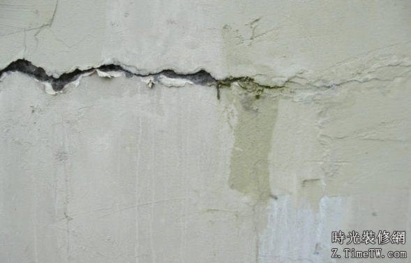 牆體裂縫產生的原因 避免牆面出現裂縫的技巧