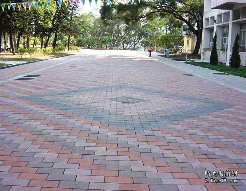 彩磚的優點介紹  彩磚的規格介紹