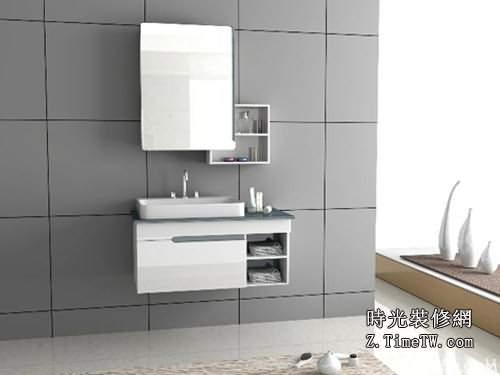 壁掛式浴室櫃安裝 浴室櫃安裝注意事項