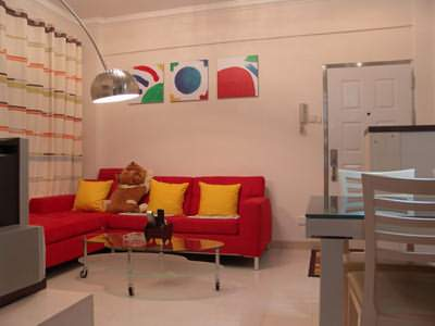 小戶型室內裝修設計  小戶型變大有技巧