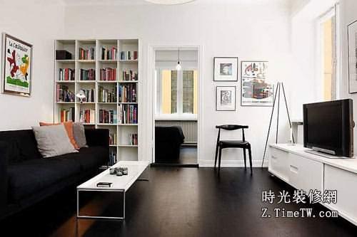 小戶型室內裝修設計四原則