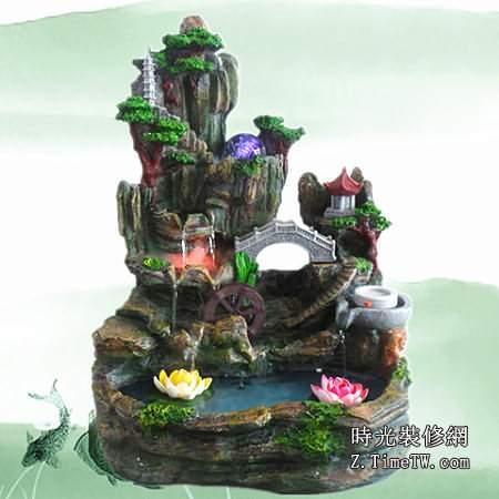 有關室內樹脂流水噴泉的介紹