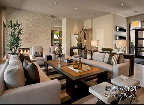 室內傢俱擺放知識 設計師告訴你室內傢俱擺放技巧
