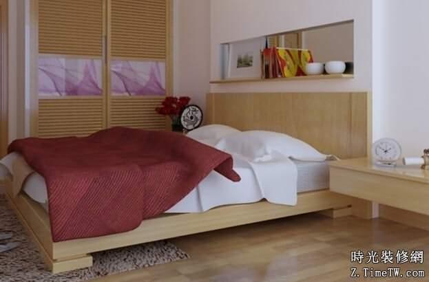 臥室風水佈局與床的選擇