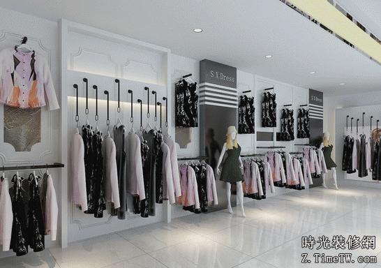 服裝店裝修時不可忽視的風水問題